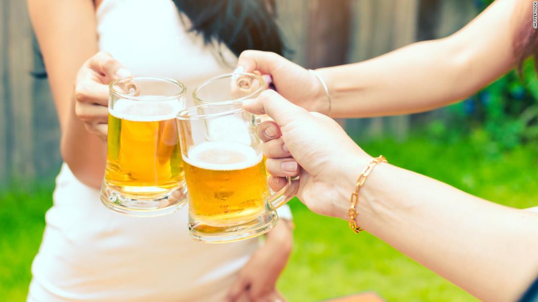 アメリカ人のアルコール離れ